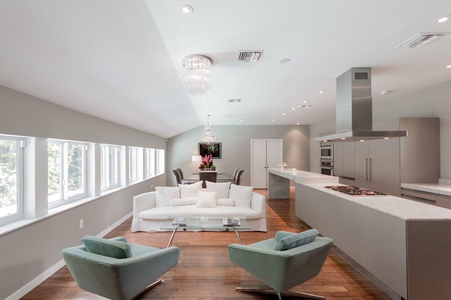 7 تصميمات رائعة لاستخدام الباركيه في منزلك