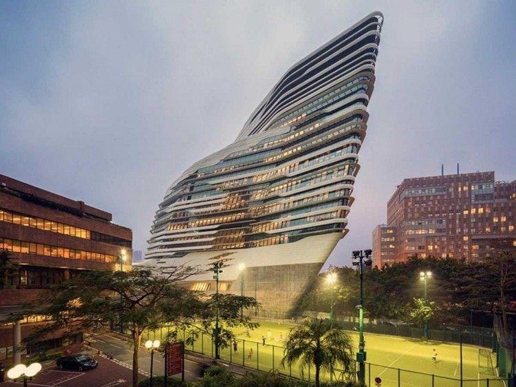 20 منشأة معمارية مذهلة تتنافس على جائزة أفضل تصميم هندسي في العالم